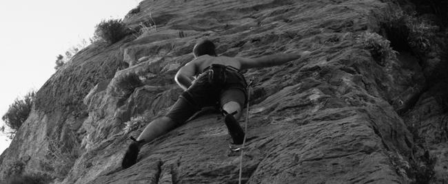 luka vahovic climbing